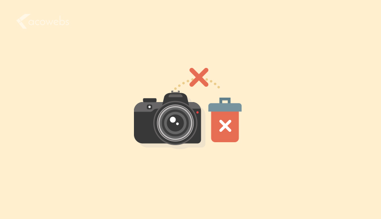 Don't Delete Images on Your Camera