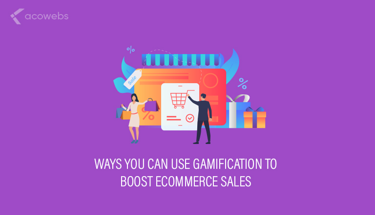 Ways You Can Use Gamification To Boost Ecommerce Sales