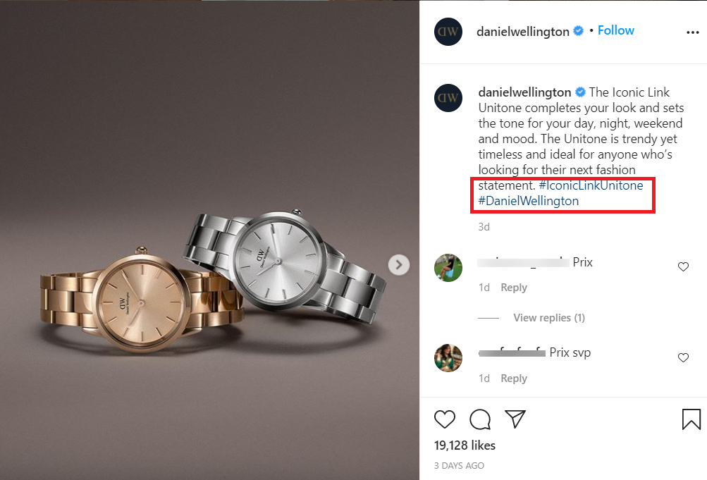 use-hashtag-from-time-to-time