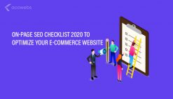 On-Page SEO Checklist 2020 To Optimize Your E-commerce Website